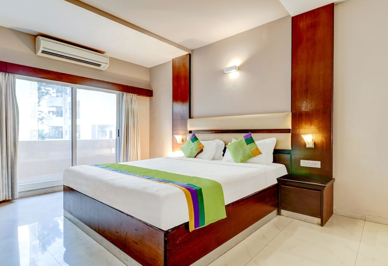 Treebo Trend The Lark, Anekal, Deluxe Room, Guest Room