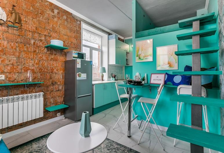 Apartment on Gostinichnaya 10, Moskva, Lägenhet, Rum