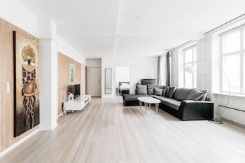 Picture of 120m2 Apartment in Nyhavn in Copenhagen