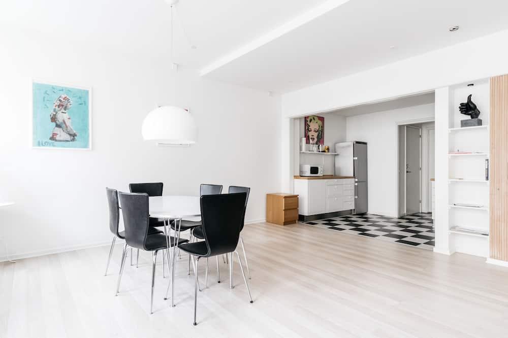 Standardní apartmán - Stravování na pokoji