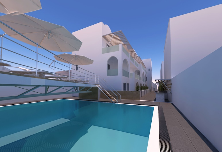 Deluxe Rest Boutique, Santorini, Outdoor Pool