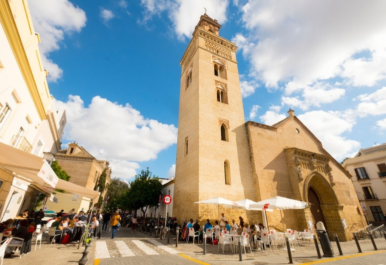 DescubreHome Castellar, Seville, Property Grounds