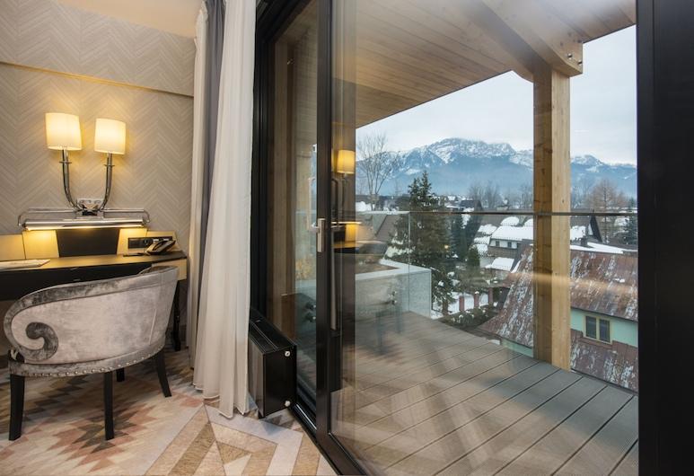 Bachleda Residence Zakopane, Zakopane, Premium Double or Twin Room, Mountain View, Guest Room View