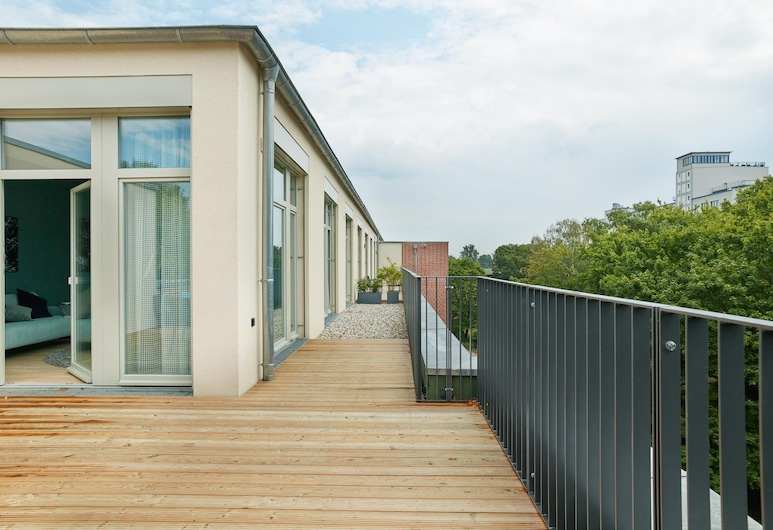 Park Penthouses Insel Eiswerder, Berlin