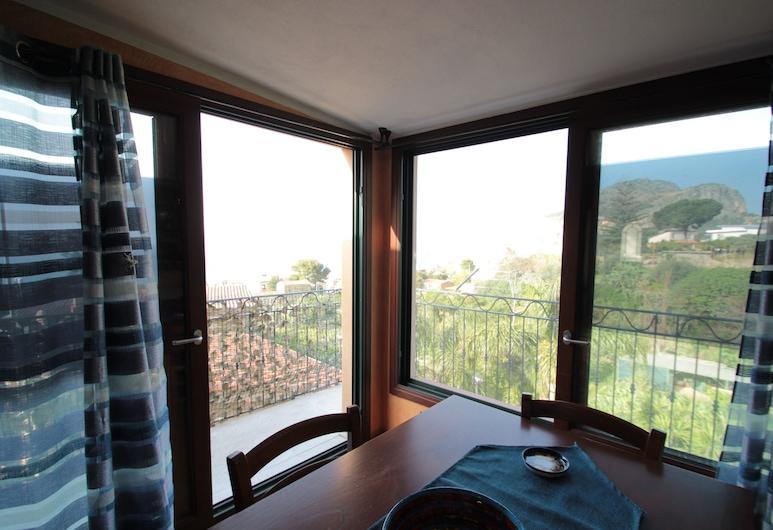 Peonia Apartment, Cefalù, דירה, 2 חדרי שינה, אזור אוכל בחדר