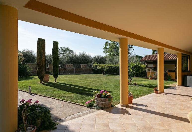 B&B La Canfora, Atri, Terraza o patio