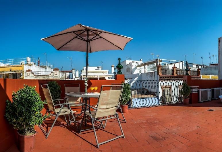 DescubreHome Pureza, Sevilla, Departamento, 2 habitaciones, Terraza o patio