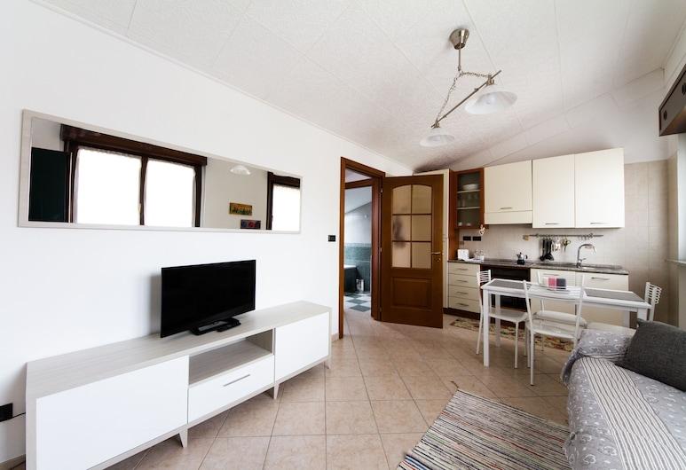 MYHOUSE INN Torino, Collegno, Apartamento, 1 habitación, Zona de estar