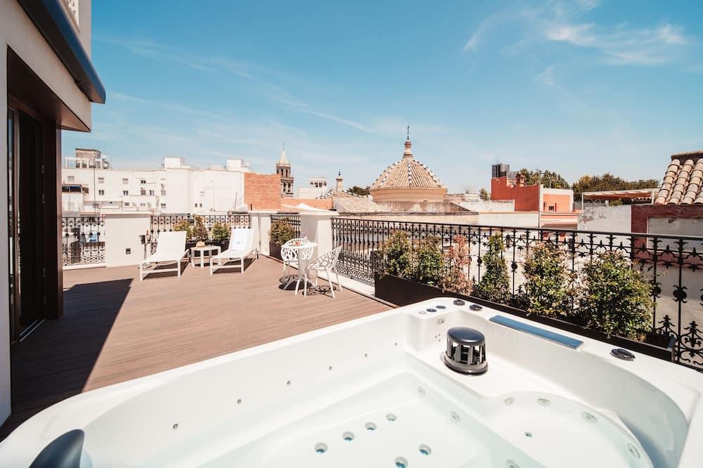 Experience Suite - Taras/patio
