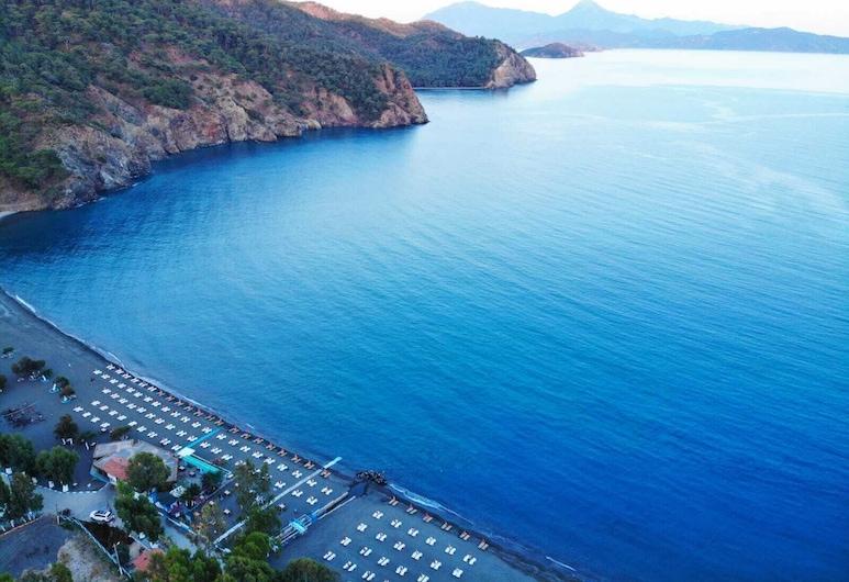 Bucak Apart Hotel Gocek & Beach, Fethiye, Beach