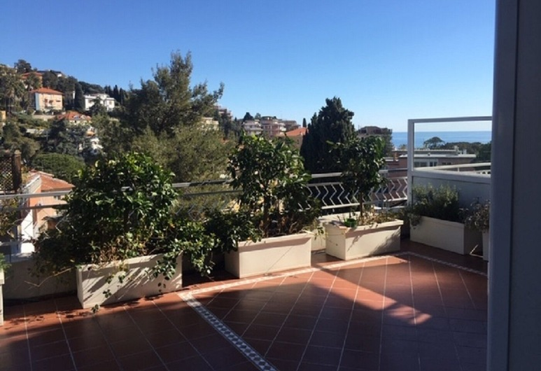 La Casa Di Sofy Mare Sole Relax, San Remo, Apartamento, 2 habitaciones, Terraza o patio
