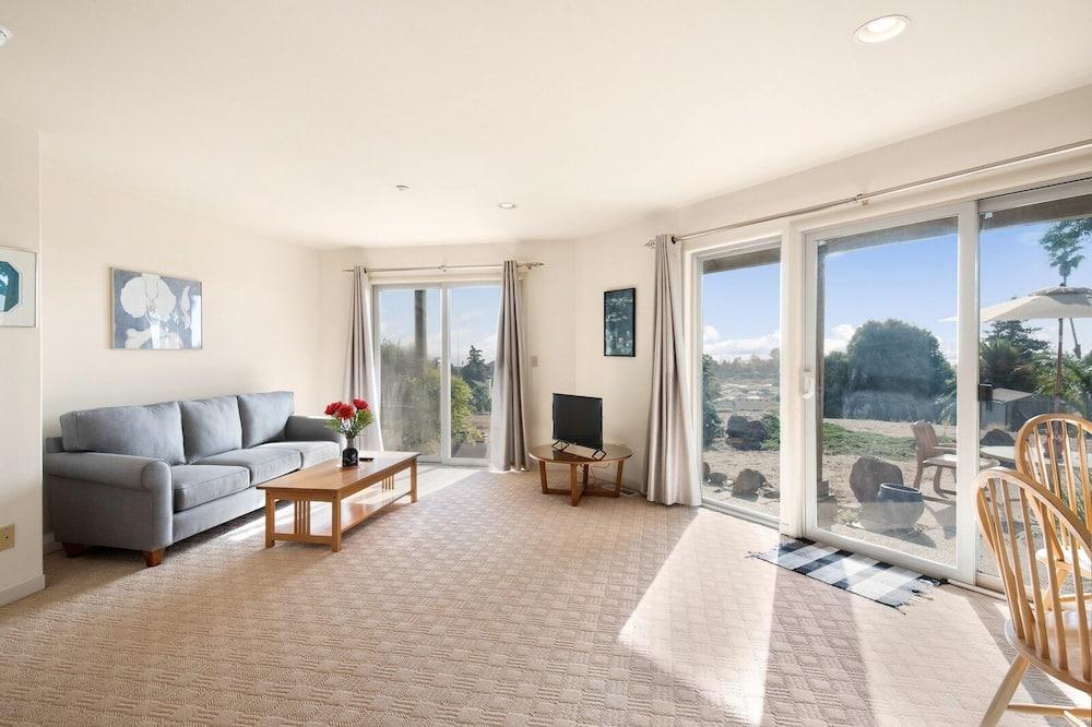 บ้านพัก, 1 ห้องนอน - ห้องนั่งเล่น