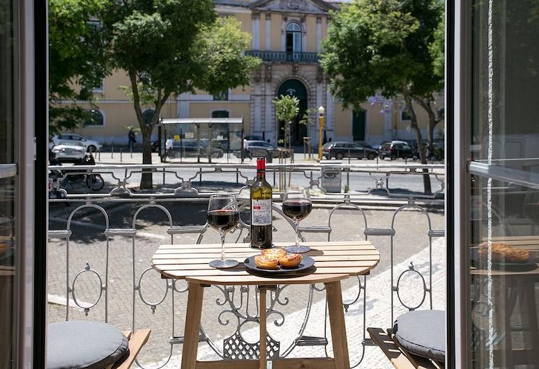 Armada Square I Apartment Rentexperience, Lissabon, Lejlighed (1 Bedroom), Altan