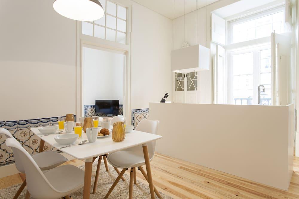Apart Daire (2 Bedrooms) - Odada Yemek Servisi