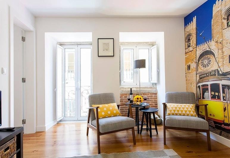 ALTIDO Sao Bento Delight, Lisabon, Apartmán, 1 spálňa, Obývačka