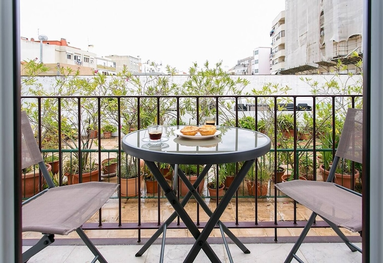 ALTIDO Vila Rosario II, Lisbon, Apartment, 2 Bedrooms, Balcony