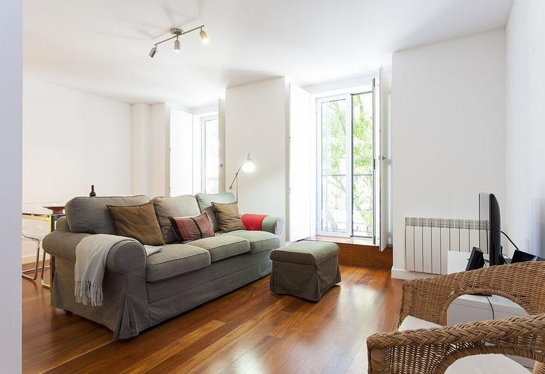 ALTIDO Belem Burgundy, Lisbon, Apartment, 1 Bedroom, Living Room