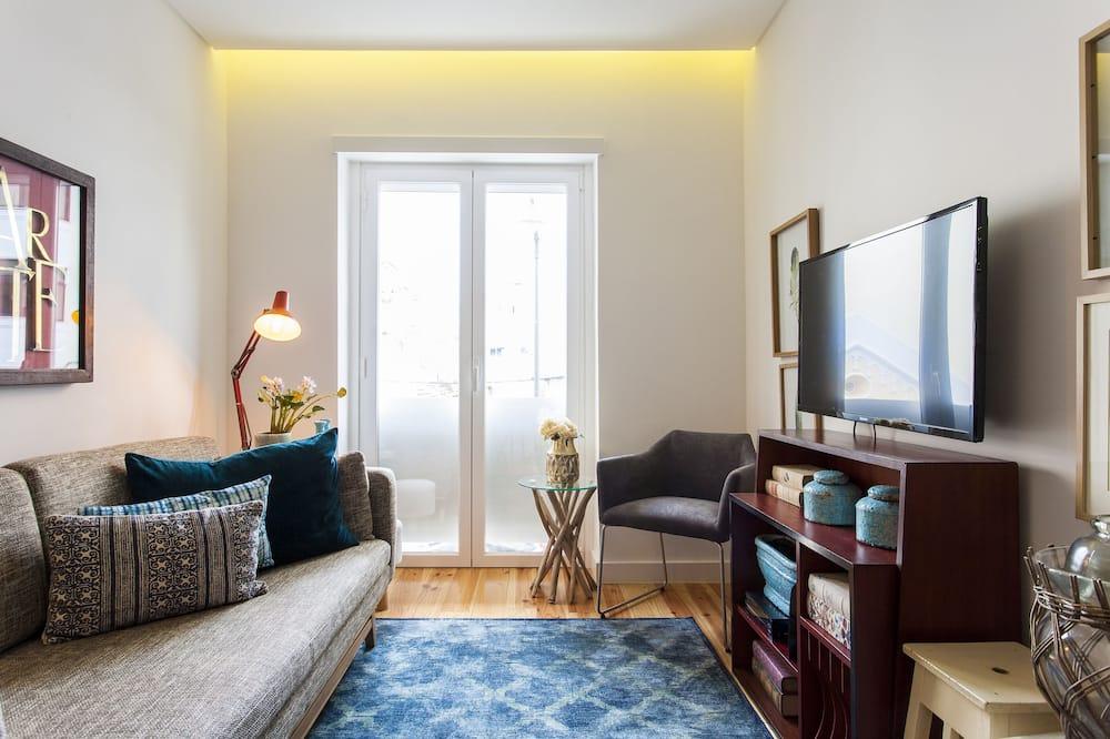 Apartemen (2 Bedrooms) - Area Keluarga