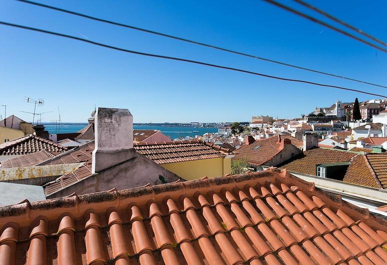 ALTIDO River View Cosy, Lissabon, Lejlighed (2 Bedrooms), Altan