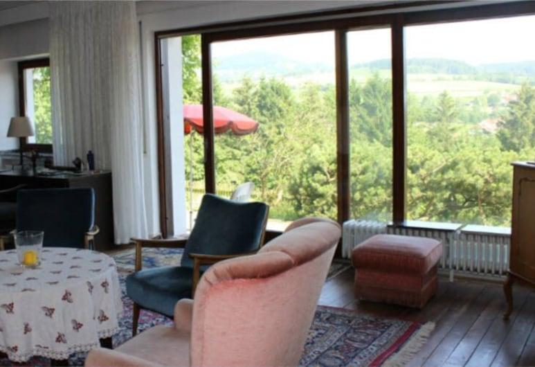 Ferienhaus Lauer, Poppenhausen, House, 6 Bedrooms, Living Room