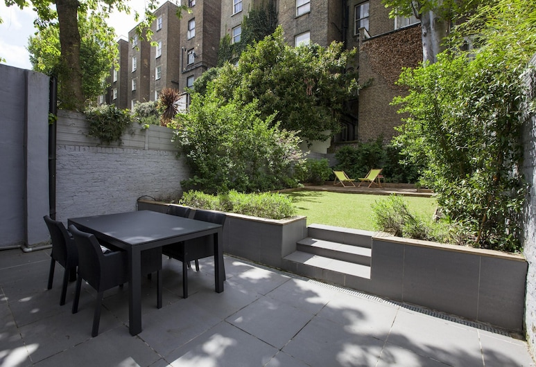 Ossington Street by Onefinestay, London, Apartment (2 Bedrooms), Balcony