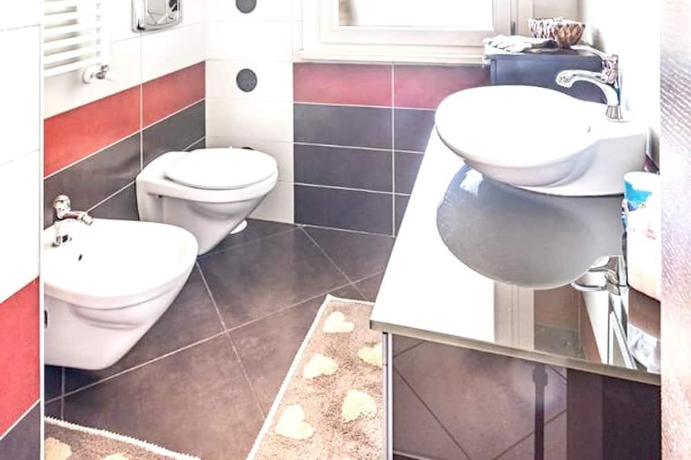 Căn hộ, Quang cảnh vườn - Phòng tắm