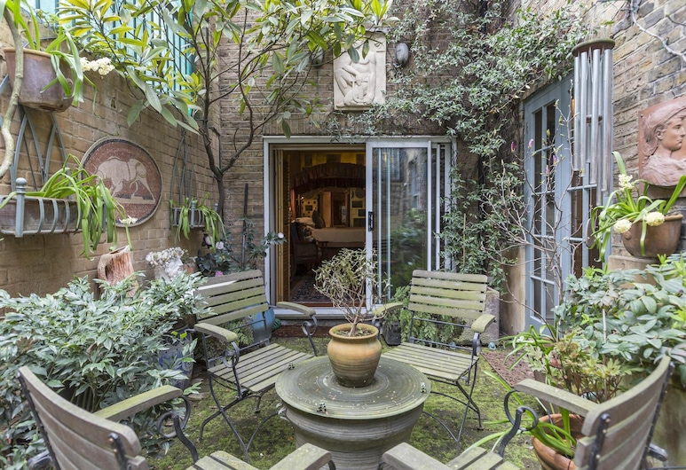 Montague Place by Onefinestay, London, Apartment (2 Bedrooms), Balkon