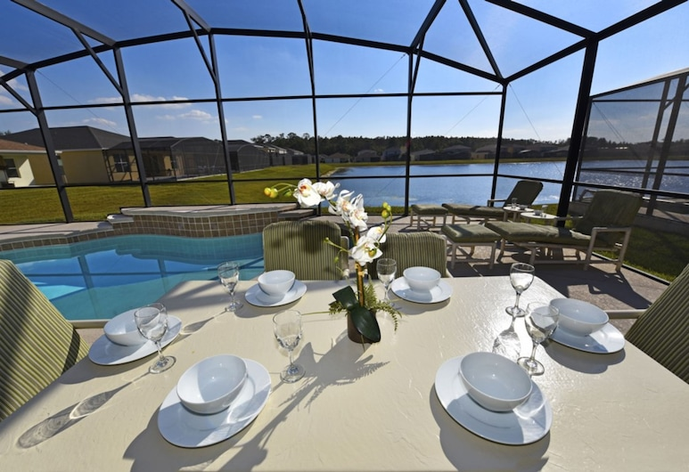 Crystal Cove - 4704 Ruby By Fairytale VR, Kissimmee, House, 4 Bedrooms, Balcony