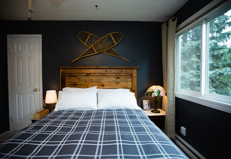 Alpenrose Bed and Breakfast Revelstoke, Ρεβελστόουκ, Family Δωμάτιο, Περισσότερα από 1 Κρεβάτια, Δωμάτιο επισκεπτών