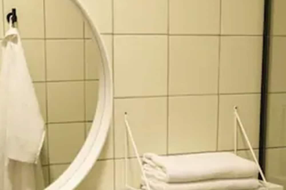 City-Zimmer - Badezimmer