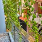Habitación cuádruple familiar, balcón - Balcón