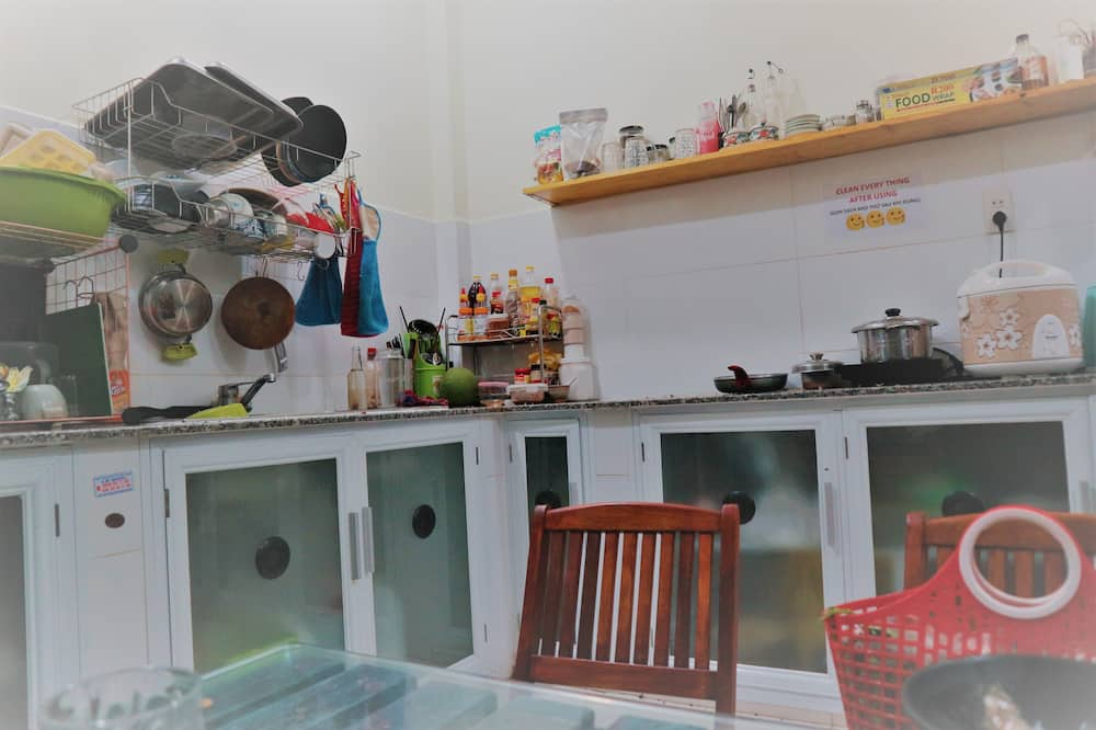 Habitación doble básica, baño compartido - Cocina compartida
