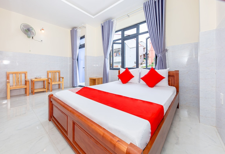 OYO 507 Son Lam Hotel, Ðà Lat, Deluxe-Doppelzimmer, Zimmer
