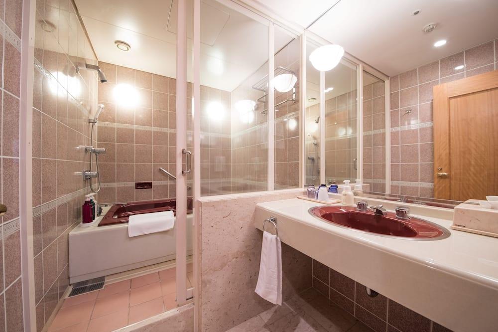 プレミアム スイートルーム - バスルーム