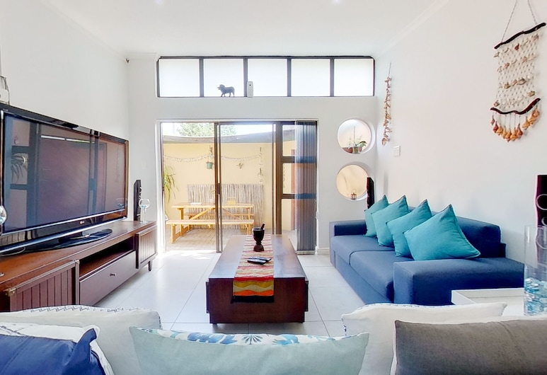 The Bachelor Strand, Cape Town, House, 1 Bedroom, Living Area