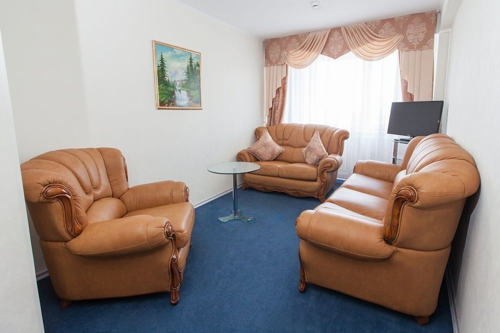 Apartamento Familiar - Sala de Estar