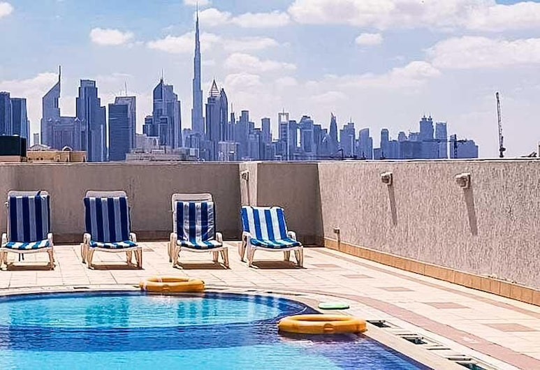 Luxurious Suite With Pool And Wellness 1 Bedroom Apts, Dubai