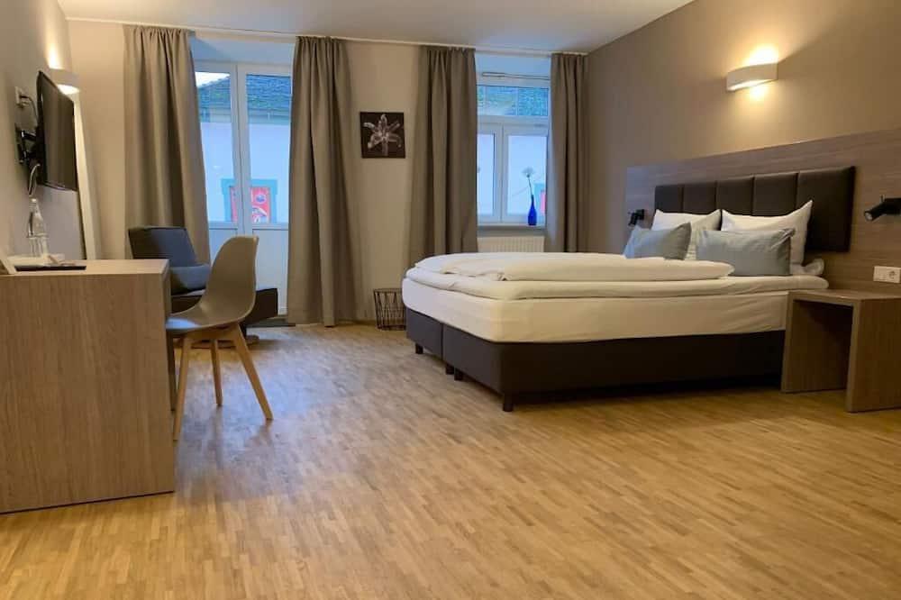 Double Room, Balcony (Bavaria) - Guest Room