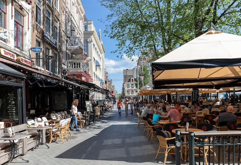 NEW! Beautiful Apartment De Pijp, Benteng Amsterdam, Pemandangan Kota