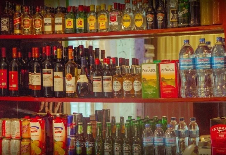 Mesuma Hotel, Dar es Salaam, Bar del hotel