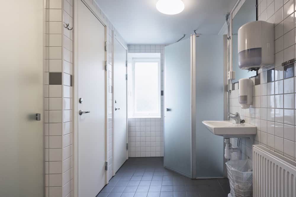 Habitación triple, baño compartido - Baño