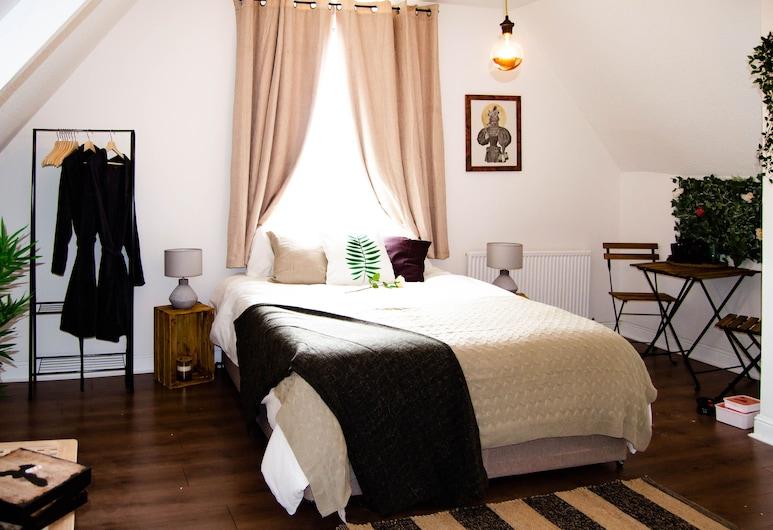 Phnix Central Luxury Accommodation, Cardiff, Deluxe-Doppel- oder -Zweibettzimmer, Zimmer