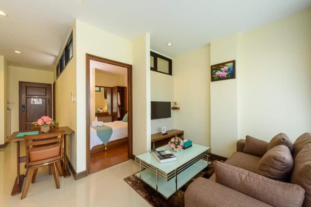 Family Suite Room - Living Area