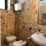 Szoba kétszemélyes ággyal (Inverno) - Fürdőszoba
