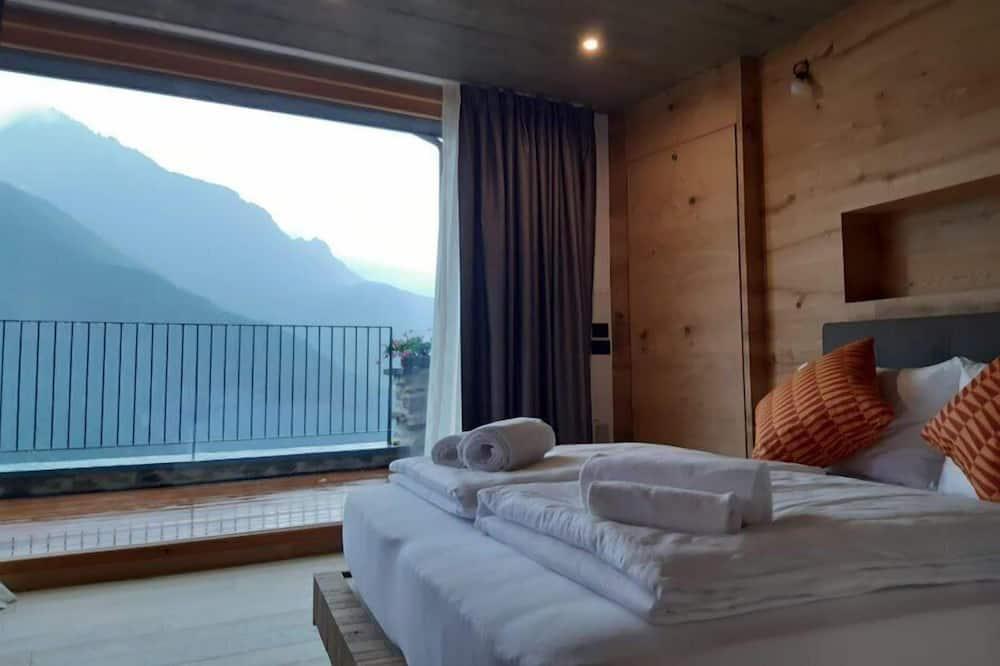 Luxury-Vierbettzimmer, Bergblick - Bergblick
