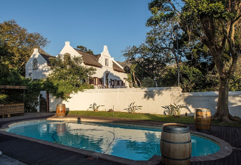 The Manor House at Knorhoek Estate, Cape Town