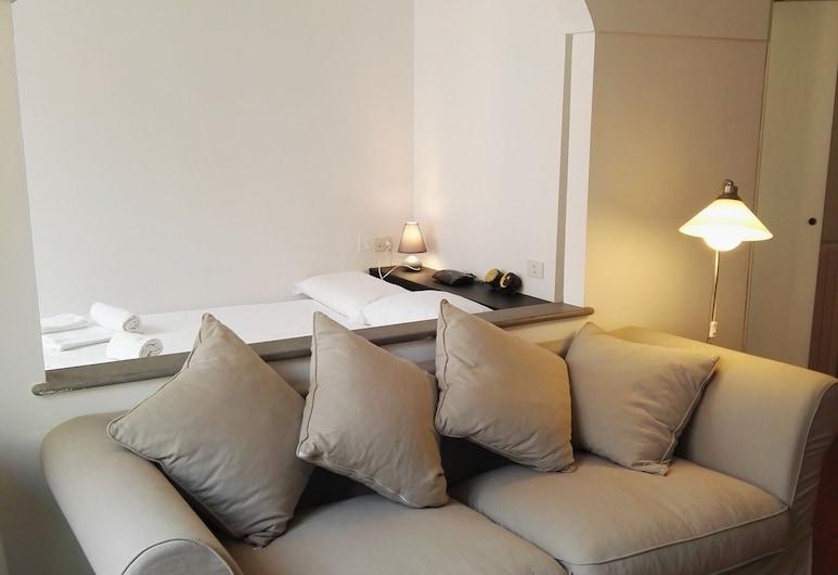브레라 23 아파트먼트, 밀라노, 아파트, 침실 1개, 거실