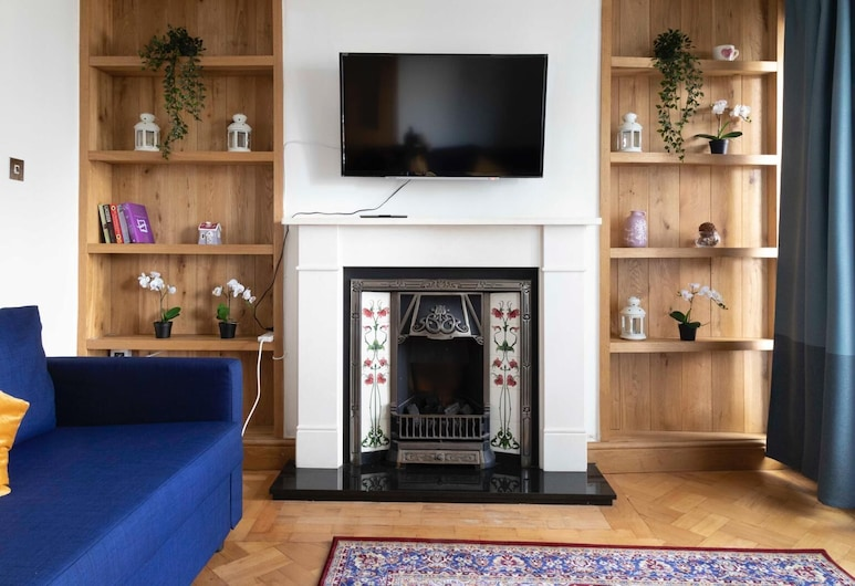 Warner House Apartments, Londen, Appartement, Woonkamer