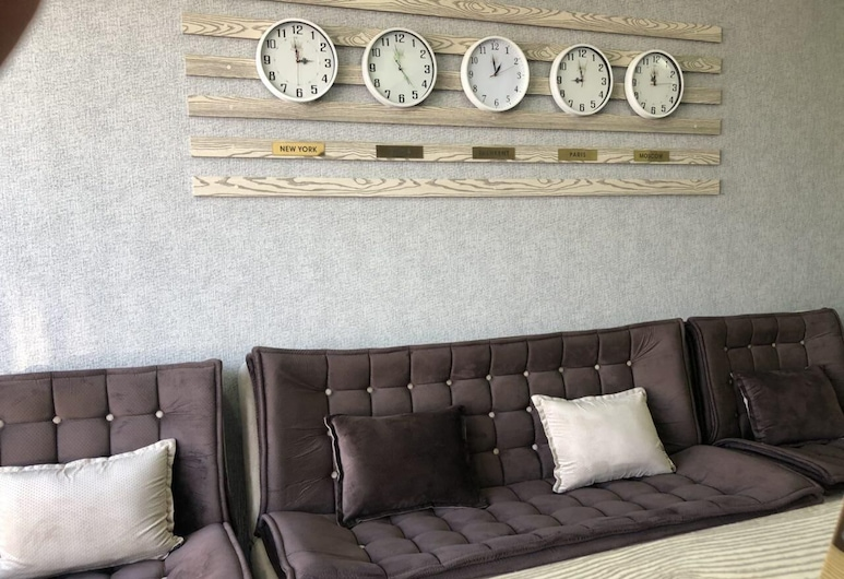 Hotel Kamila, Bukhara, Living Room
