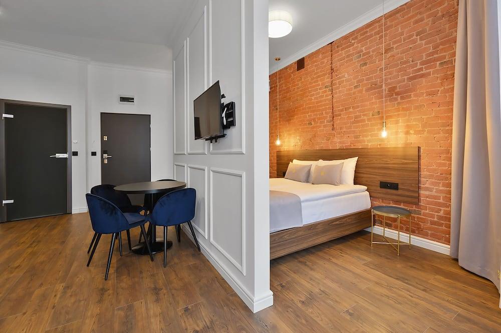 Deluxe-Apartment (7) - Wohnbereich